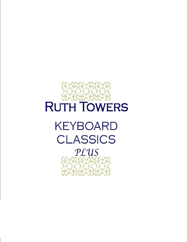 flyer ruth towers clipart
