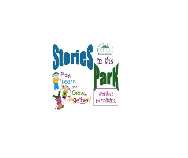 Stories in the park 2