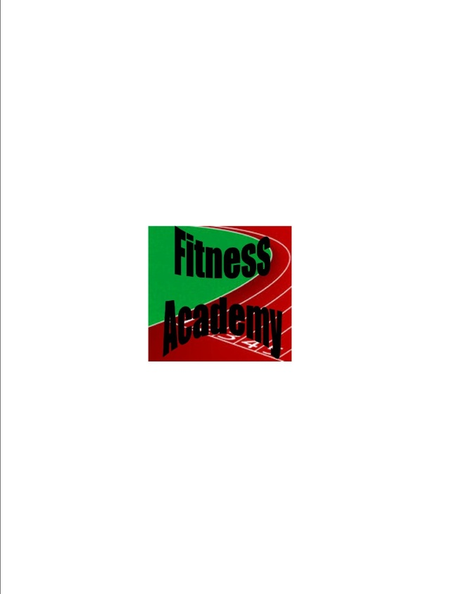 Fitness Academy clipart