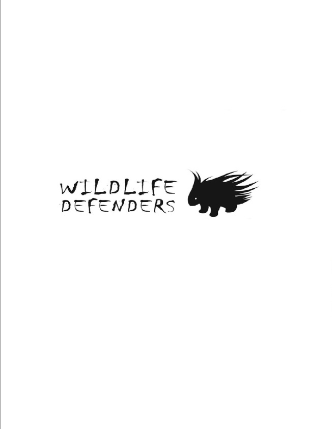 Wildlife Defenders clip art