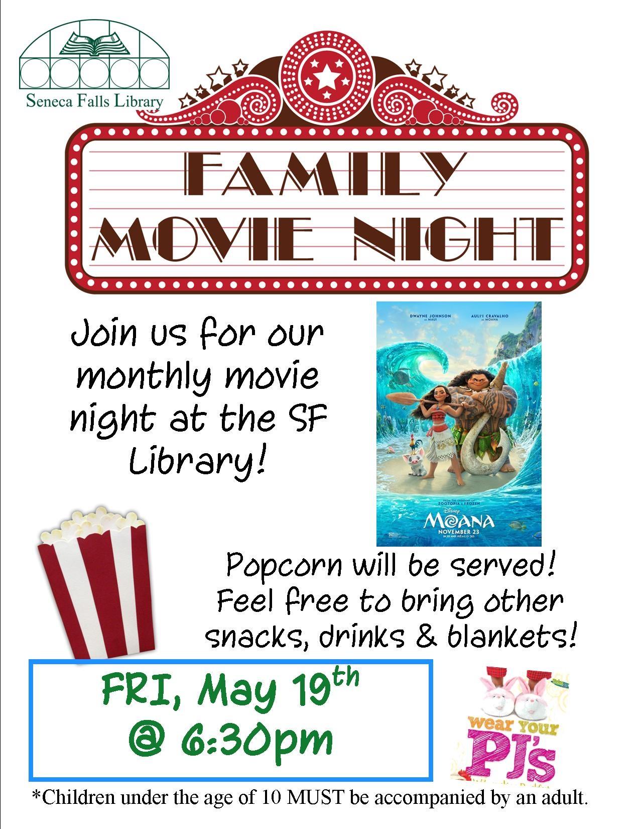 Family movie night MAY (1)