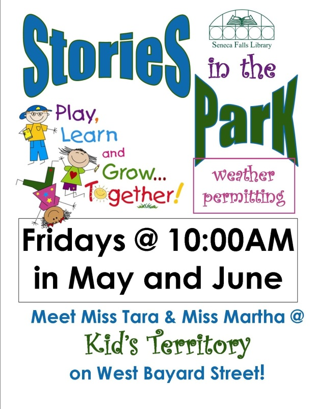 flyer Stories in the Park (1)