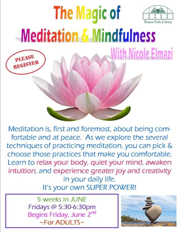Adult Meditation